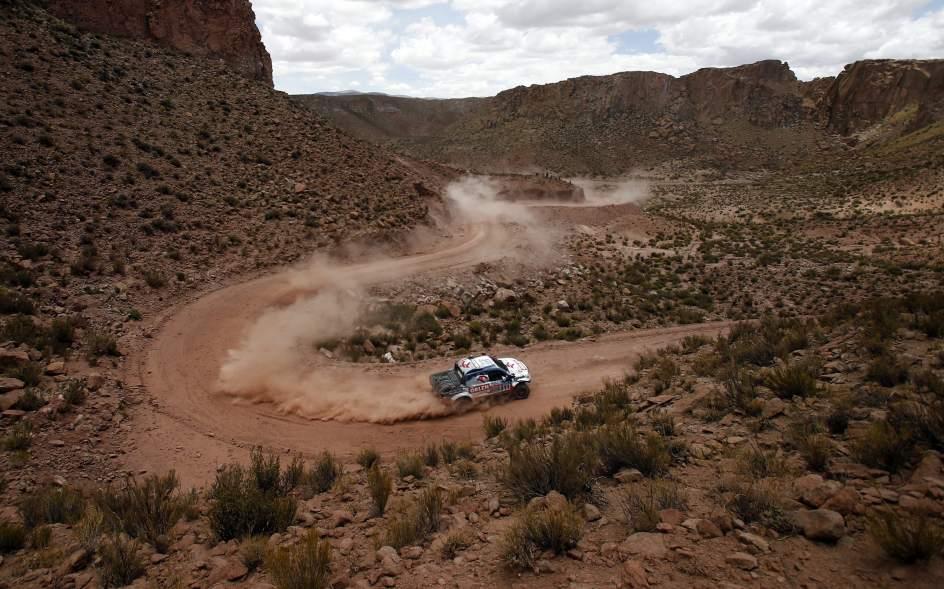 Décima etapa del rally Dakar 2015