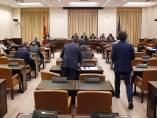 Debate reforma del Código Penal.
