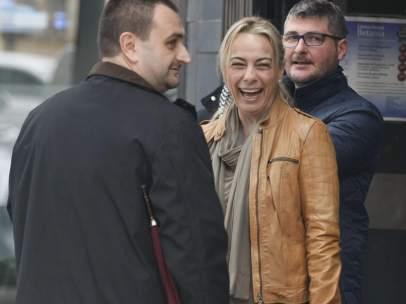 Sonia Castedo declara por el caso Brugal