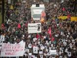 Marcha contra la xenofibia