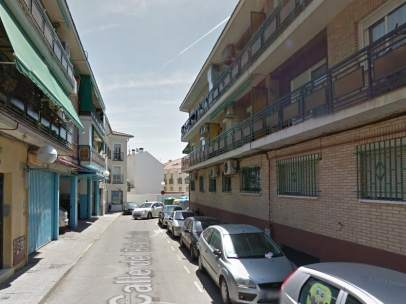 Calle del Rebolledo (Pinto)