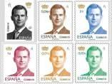 Sellos de Felipe VI