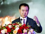 El empresario y multimillonario chino Wang Jianlin