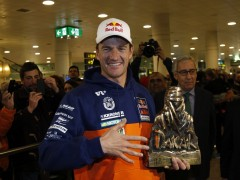 """Marc Coma: """"El Dakar ha entrado en una nueva dimensión en Sudamérica"""""""