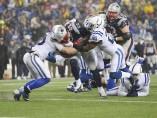 Colts versus Patriots