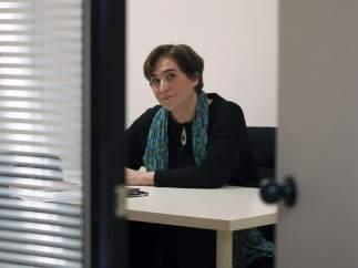 Ada Colau, candidata a la Alcaldía de Barcelona