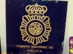 Imagen del emblema de la Policía Nacional