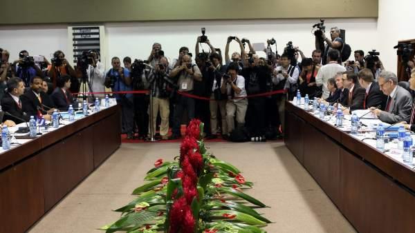Cuba y EE UU se reúnen por primera vez