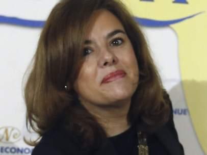 Soraya S�enz de Santamar�a,