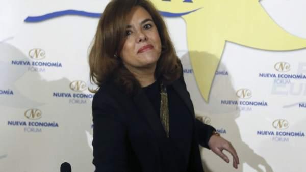 Soraya Sáenz de Santamaría,