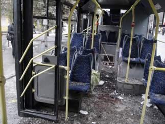 Muertos en un tranvía