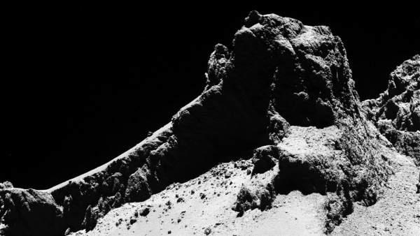El cometa 67/Churymov-Gerasimenko