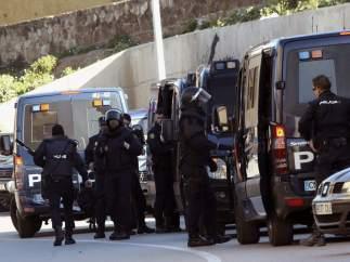 Detenci�n de yihadistas en Ceuta