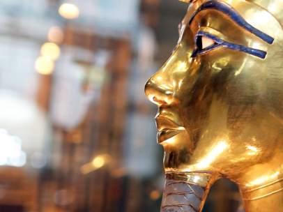 Barba de Tutankamón