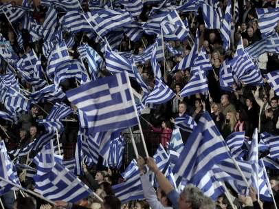Banderas griegas