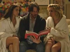 �Knock, Knock�, un s�dico thriller con Keanu Reeves y Ana de Armas