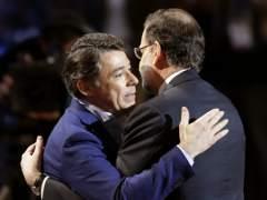Rajoy y Gonz�lez