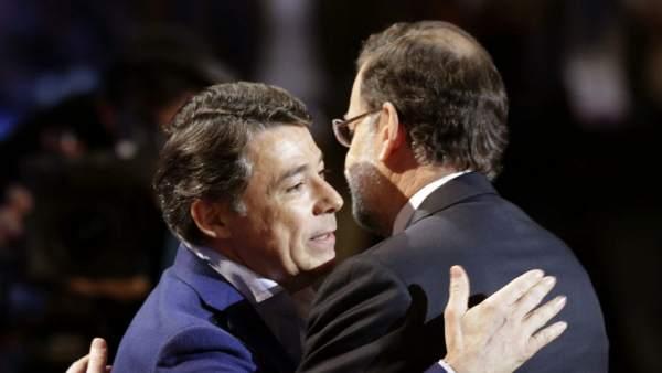 Rajoy y González
