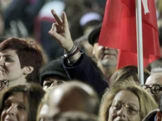 Syriza gana en Grecia