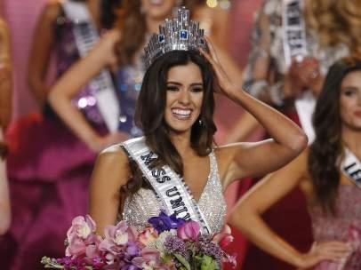 Paulina Vega, Miss Universo 2015
