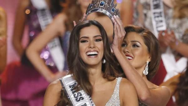 Nueva Miss Universo