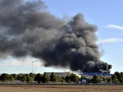 Accidente en Los Llanos