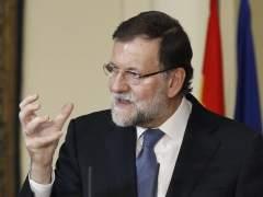 Rajoy niega una caja B y rechaza contestar cada d�a las palabras de B�rcenas