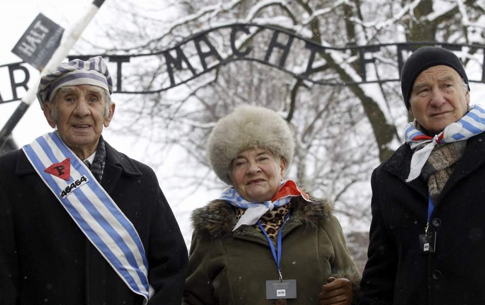 70 aniversario de la liberación de Auschwitz