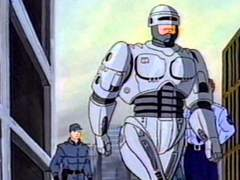 Robocop, CTV (1994)