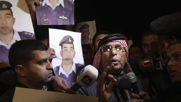 Secuestro de Estado Islámico