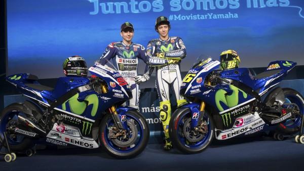 Equipo Movistar de MotoGP 2015