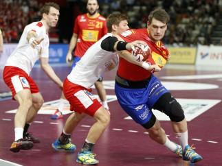 Dinamarca-Espa�a, cuartos de final del Mundial de balonmano