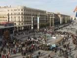 Zaragoza celebra San Valero