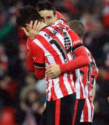 Aduriz y Susaeta, del Athletic