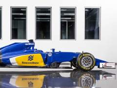 Nuevo monoplaza de Sauber Ferrari, el Sauber 34 Ferrari