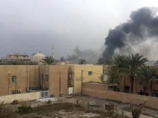 El Ejército iraquí ataca al Estado Islámico en Faluya