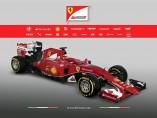 Monoplaza Ferrari 2015