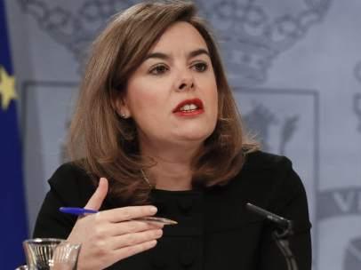Soraya Sa�nz de Santramar�a