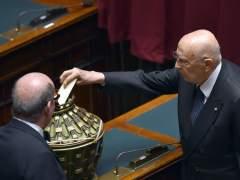 Jefe de Estado en Italia
