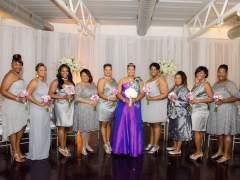 Una mujer se casa consigo misma en EE UU