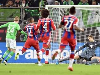 Wolfsburgo-Bayern