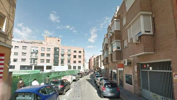 Calle Juan Francisco