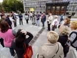 Religión 'zombies indignados'