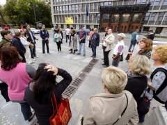 Religi�n 'zombies indignados'