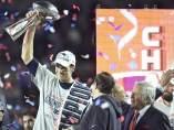 Los Patriots consiguen su cuarta Super Bowl
