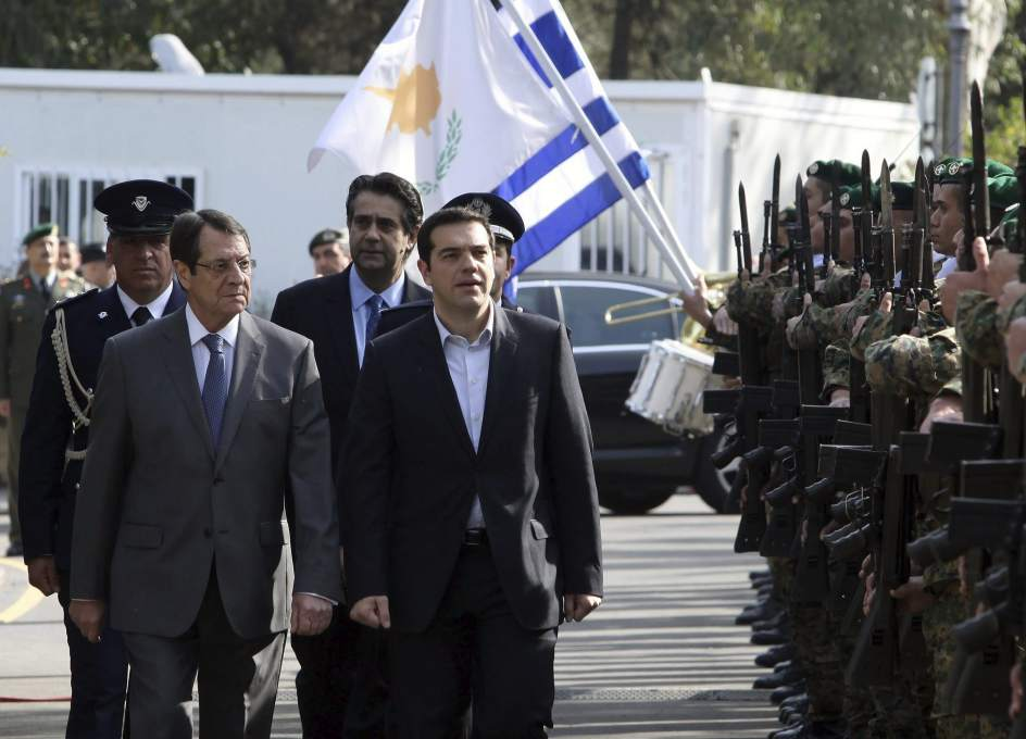 Tsipras inicia una gira europea