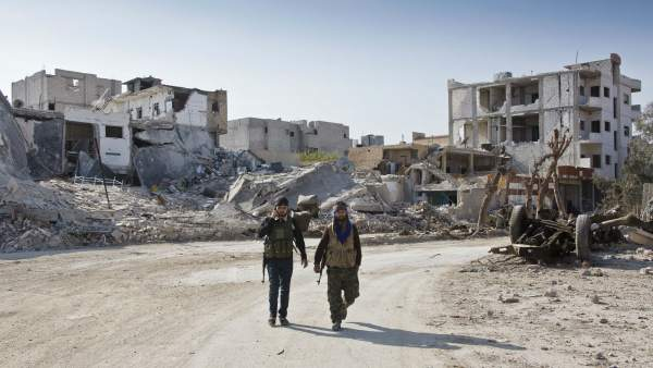 Kobani, Siria