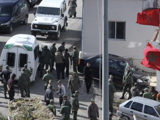 Asalto a la frontera de Ceuta