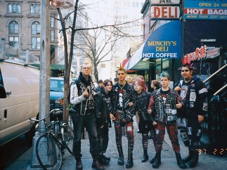 Punk Project (1), 1997