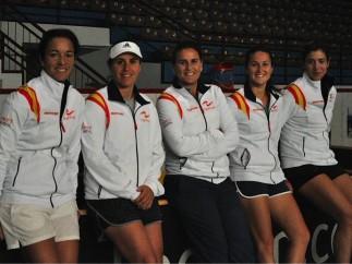 España, ante la FedCup 2015 contra Rumanía